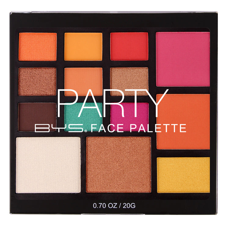 BYS - Face Palette Party