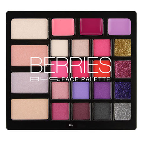 BYS - Very Berry Blueberry Eyeshadow