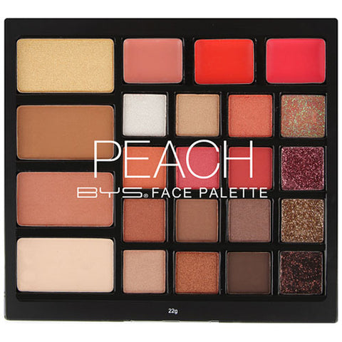 BYS - Peach Face Palette