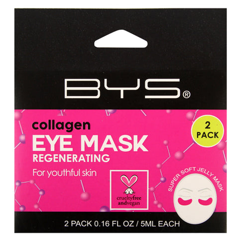 BYS - Collagen Eye Mask 2 Pack