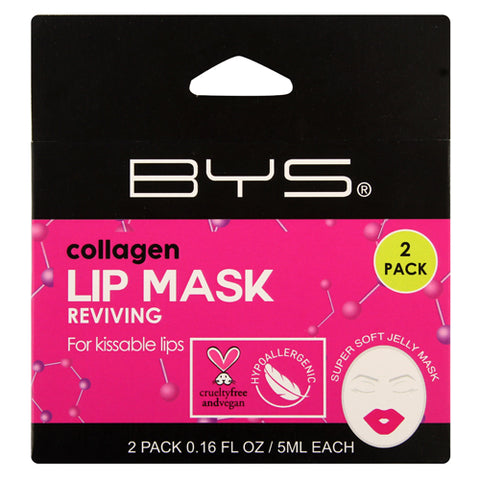 BYS - Collagen Lip Mask 2 Pack
