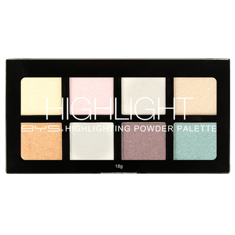 BYS - Highlight Powder 8pc Palette