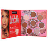 BYS - Life Is Better Bronzed Bronzer Palette
