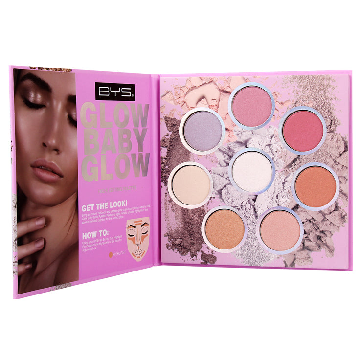 BYS - Glow Baby Glow Highlighting Palette