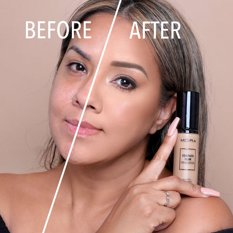 Moira Beauty - Complete Wear Foundation Toasted Almond