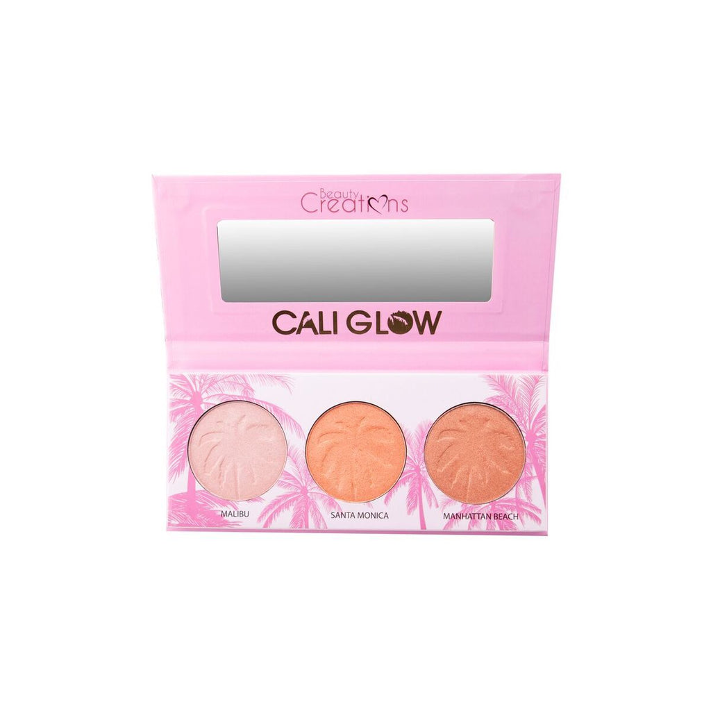 Beauty Creations - Cali Glow Highlighter Palette