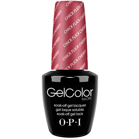 "OPI GelColor ""Chick Flick Cherry"""