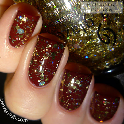 China Glaze 2015 Cheers 'Bring on the Bubbly'