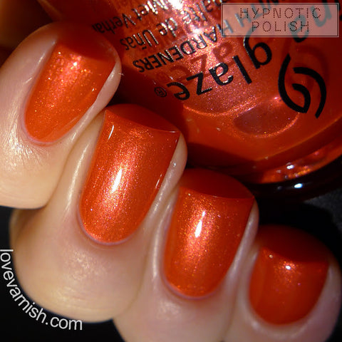 China Glaze 2015 Cheers 'Son of a Nutcracker'