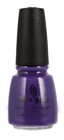 "China Glaze Up & Away ""Grape Pop"""