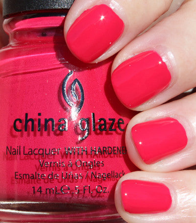 China Glaze Up & Away 'Heli-Yum'