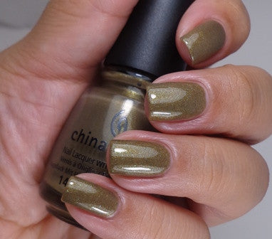 China Glaze 2014 All Aboard 'Mind the Gap'