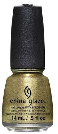 China Glaze Grinch Collection - Deliciously Wicked
