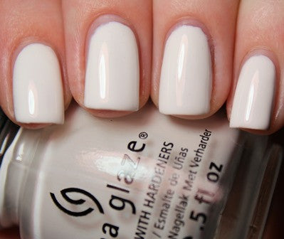 China Glaze 'White Out'