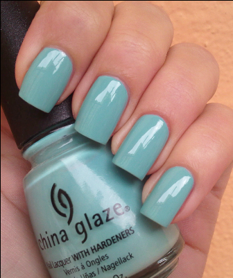 "China Glaze ""For Audrey"""