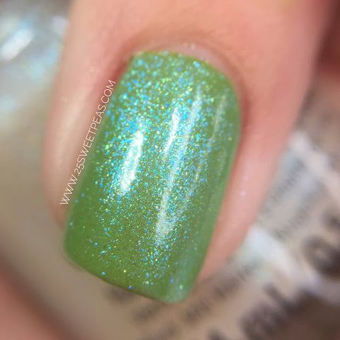 China Glaze Grinch Collection - Lukewarm Wishes