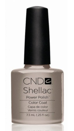 "CND Shellac ""Black Pool"""