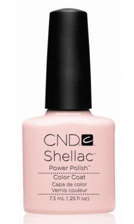 "CND Shellac ""Clearly Pink"""