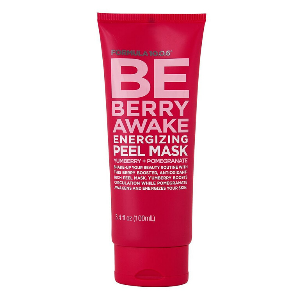 Formula 10.0.6 - Be Berry Awake Energizing Peel Mask