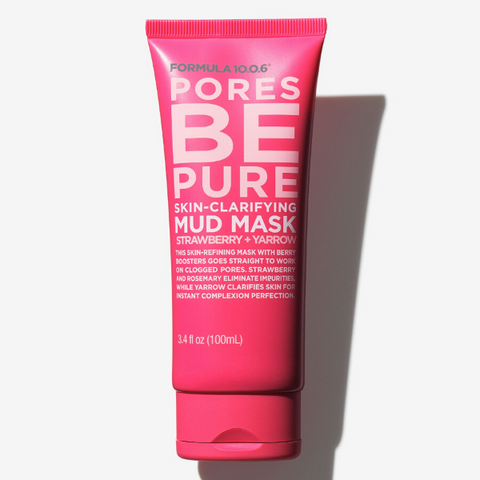 Formula 10.0.6 - Pores Be Pure Skin-Clarifying Mud Mask