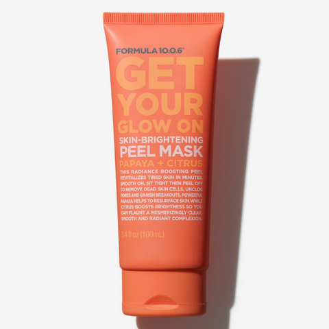 Formula 10.0.6 - Get Your Glow On Skin-Brightening Peel Mask