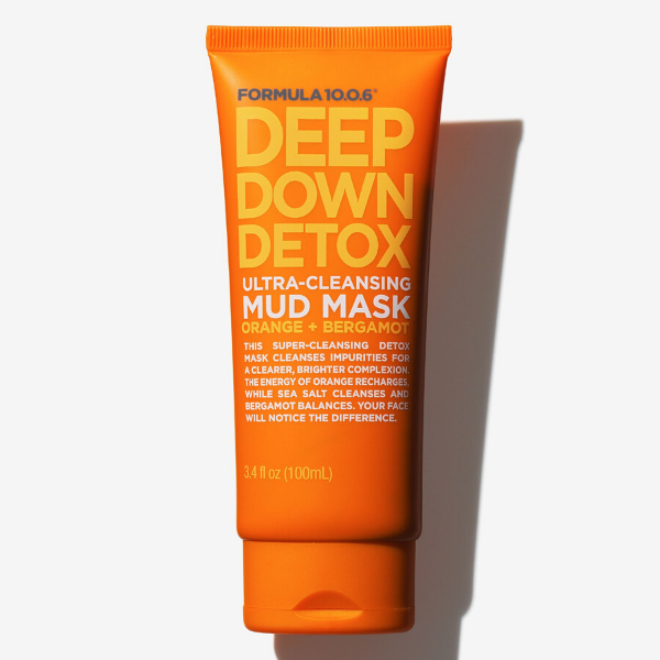 Formula 10.0.6 - Deep Down Detox Ultra-Cleansing Mud Mask
