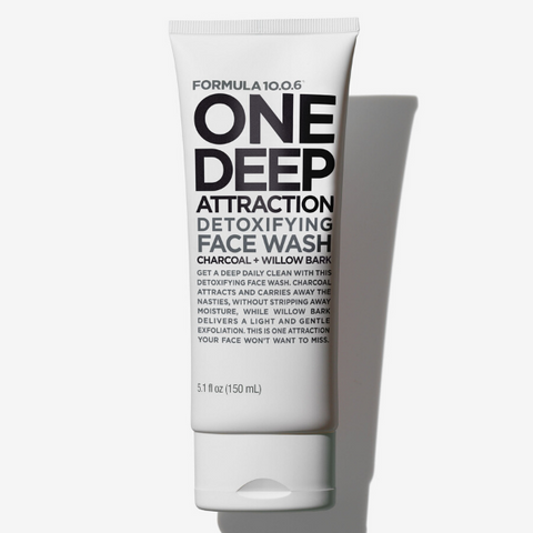 Formula 10.0.6 - One Deep Attraction Detoxifying Face Wash