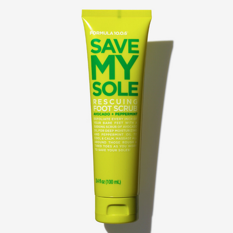 Formula 10.0.6 - Save My Sole Rescuing Foot Scrub