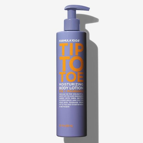 Formula 10.0.6 - Tip to Toe Moisturizing Body Lotion