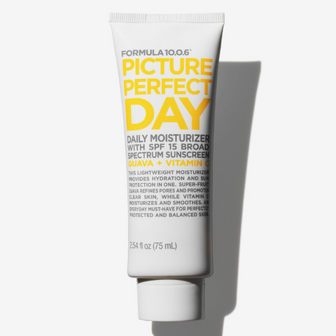 Formula 10.0.6 - Picture Perfect Day Daily Moisturiser with SPF 15