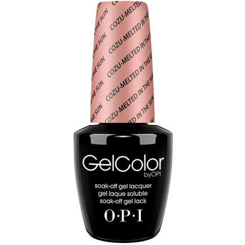 "OPI GelColor ""Cozu-Melted in the Sun"""
