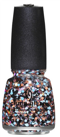 China Glaze Surprise 'Don't Be A Flake'