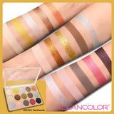 Kleancolor - Shadow Collage Palette Patchwork