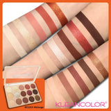 Kleancolor - Shadow Collage Palette Melange