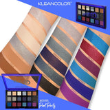 Kleancolor - Amplified Pressed Pigment Palette Pool Party