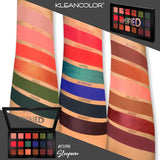 Kleancolor - Amplified Pressed Pigment Palette Sleepover