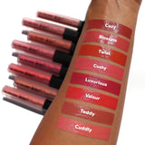 L.A. Colors - Velvet Plush Creamy Lip Color Cozy