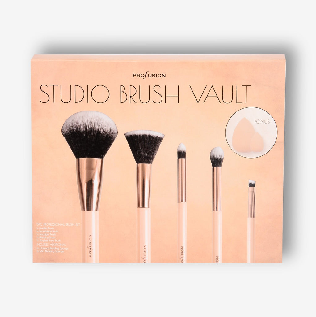 Profusion - Studio Brush Vault