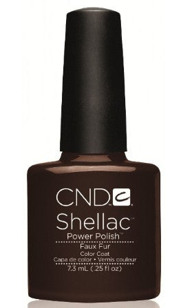 "CND Shellac ""Faux Fur"""