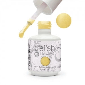"Gelish ""Don't Be Such A Sourpuss"""