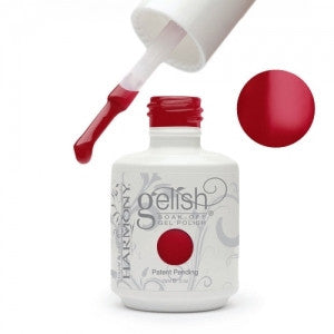 "Gelish ""Hot Rod Red"""