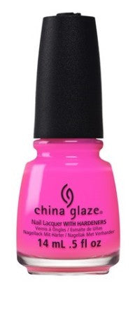China Glaze 2015 Electric Nights 'Glow With The Flow'