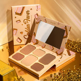Amor US - Golden Fever Contour Bronzer & Highlighter Palette
