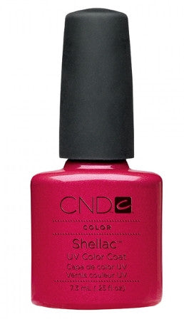 "CND Shellac ""Hot Chilis"""