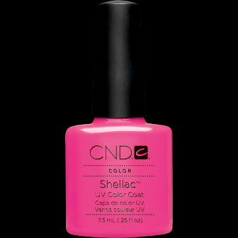 "CND Shellac ""Hot Pop Pink"""