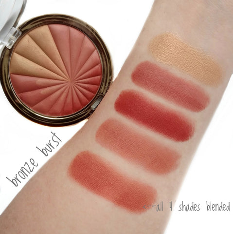 Milani Cosmetics - Color Harmony Blush Bronze Burst