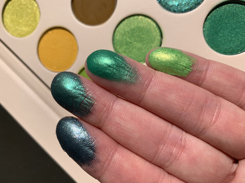 Moonslice Beauty - Emerald Moon Palette