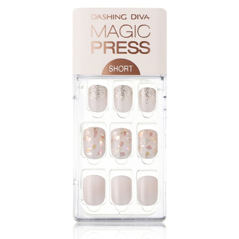 Dashing Diva - Magic Press Cream Puff