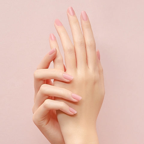 Dashing Diva - 100% Real Gel Classic Pink