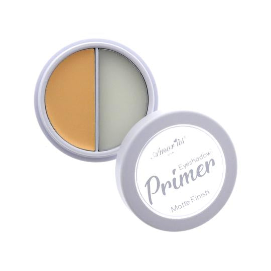 Amor US - Eyeshadow Primer Clear & Nude